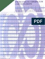 Tabla Tubo Pead Diametros Rd Presiones