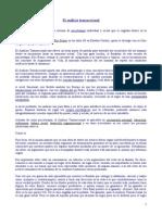 El análisis transaccional Y la P.N.L