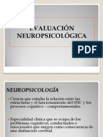 evaluaci+¦n neuropsicologica UCL