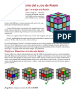 Solucion Cubo Rubik