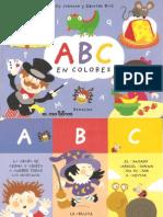 ABC en Colores - Sally Johnson y Eduardo Ruiz