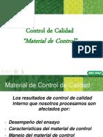 2. Selección Material CC