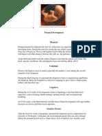 prenatal development final revised