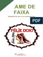 MANUAL PARA EXAME DE FAIXA - JUDÔ