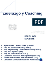 Liderazgo y Coaching