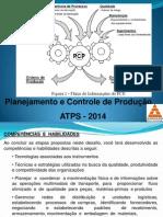 ATPS - PPCP 2014