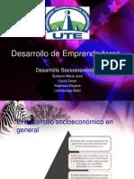 Desarrollo Socio-económico