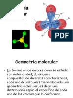 Geometria Molecular Presentar