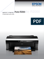 Epson Stylus Photo r2000