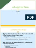 unwind analysis essay