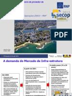 Apresentação Provedor Infaestrutura Óptica  Eduardo Grizendi SECOP 2013