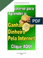 Curso Grátis Para Ganhar Dinheiro Na Internet