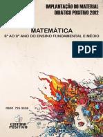 Apostila EF 2 e EM Matematica SPE212012162955