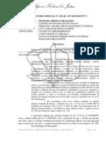 AGRAVO EM RECURSO ESPECIAL Nº 325.148