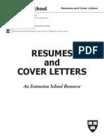 Hbs Resume Format | Hbs Resume Template