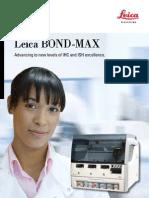 Leica BOND-MAX instrument brochure (95.11543_rev_a_bond_max)