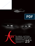 Global Action Against Darfur Genocide