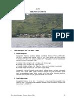 Profil Perairan Danau Toba Dan Sekitarnya Di Wilayah Pemerintah Kabupaten Samosir