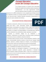 Consejo Educativo AAdriani