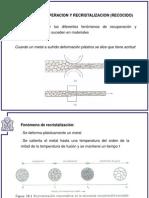DEFORMACION Y RECRISTALIZACIÓN.ppt