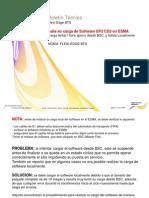 Carga de Software Flexi-Edge BTS