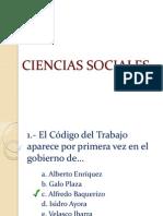 Capacitacion Ciencias Sociales Fin de Carrera