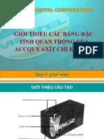 Giai Thich Dac Tinh Accquy