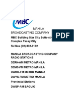 Mbc Radio Stations 2014 (2)