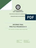 Informe Final Práctica Progresiva IV