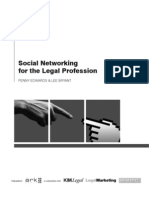 Social Networking for Law Firms Intro and Chp 1