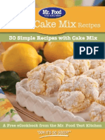 Tempting Cake Mix Recipes Simple Recipes With Cake Mix