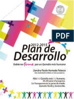 0.1 Plan de Desarrollo 2012-2015 Final