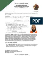 Perfil de preso de Guantánamo