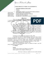 AGRAVO EM RECURSO ESPECIAL Nº 300.038