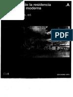 Marti Aris, Carlos - Las formas de residencia en la ciudad moderna.pdf