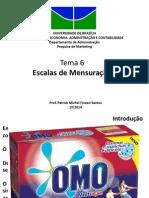 Tema 6 - Escalas de Mensuração.pptx