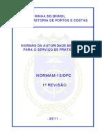 NORMAM-12 DPC