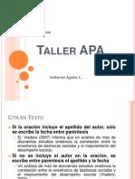Taller Apa Tps