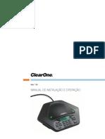 Manual de Instalação e Operação Clearone.pdf