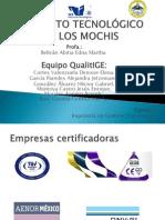 empresas certificadoras