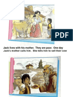 Jack and the Beanstalk Pictures in Powerpoint