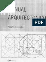 180764564 Manual Dibujo Arquitectonico
