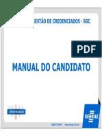 Manual Do Candidato SGC