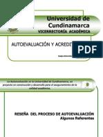 Autoevaluacion Institucional Marzo 2011,Version.2