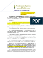05 - Estatuto da FUNAI Decreto nº 7.056, de 28 de dezembro de2009