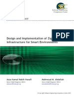 SECC_Design and Implementation of ZigBee Based Infrastructure for Smart Environments