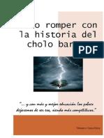 3. Cholo Barato