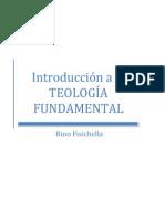1 Rino Fisichella Teologia Fundamental