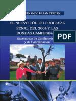 Bazán Cerdán 2011 - El Nuevo Código Procesal Penal