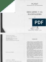 Rodis-Lewis, Genevieve - Descartes y El Racionalismo
